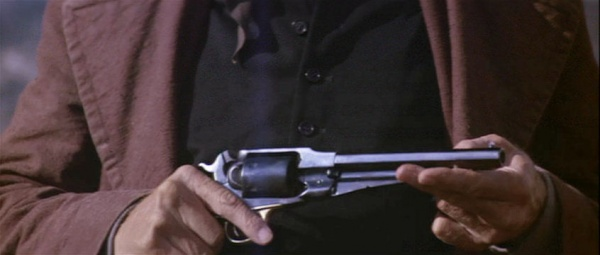 Pale Rider - Internet Movie Firearms Database - Guns in Movies, TV