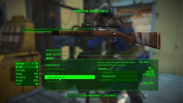 Fallout approved names