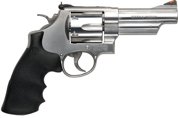 "Smith & Wesson Model 629 with 4"" Barrel - .44 Magnum"