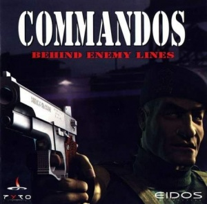 Commandos: Behind Enemy Lines - Internet Movie Firearms Database