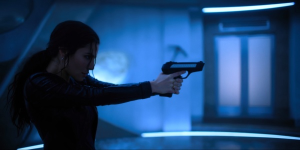 Altered Carbon - Internet Movie Firearms Database - Guns in Movies