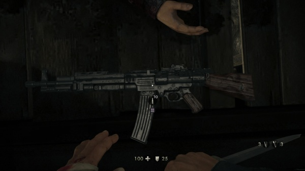 Wolfenstein: The Old Blood - Internet Movie Firearms Database - Guns