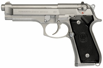 My Beretta 92FS It doesn t