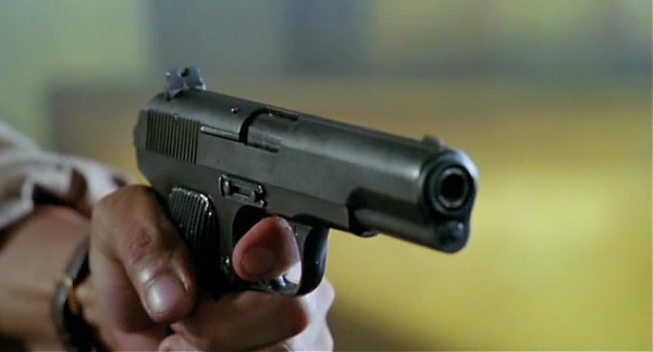 Hard Boiled - Internet Movie Firearms Database - Guns in