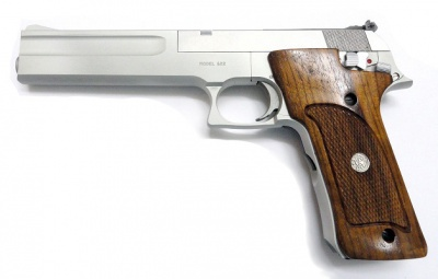 Smith & Wesson 622 - Internet Movie Firearms Database - Guns