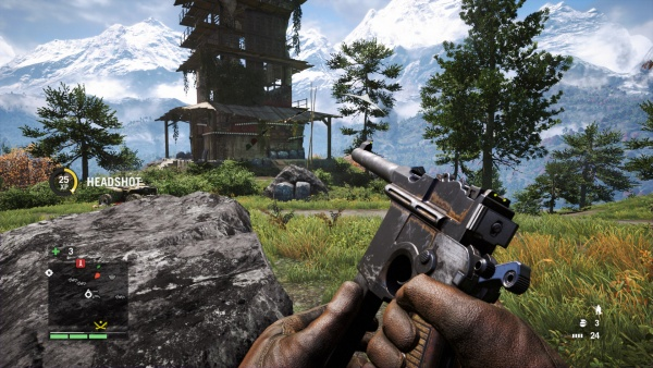 Far Cry 4 Internet Movie Firearms Database Guns In Movies Tv