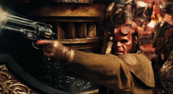 Hellboy Ii The Golden Army Internet Movie Firearms