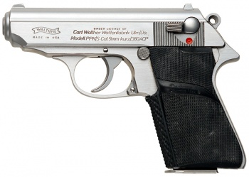 Walther Pp Pistol Series Internet Movie Firearms
