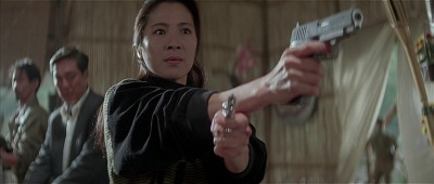 Michelle Yeoh Internet Movie Firearms Database Guns In Movies Tv And Video Games