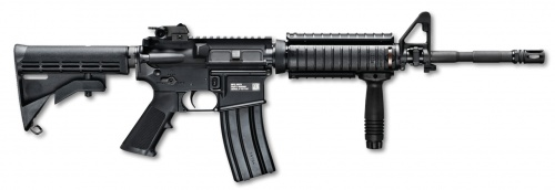 Talk:M16 rifle series - Internet Movie Firearms Database