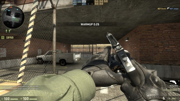 Counter-Strike: Global Offensive - Internet Movie Firearms Database