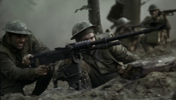 Lost Battalion, The - Internet Movie Firearms Database