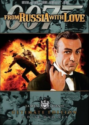From Russia with Love - Internet Movie Firearms Database - Guns in ...