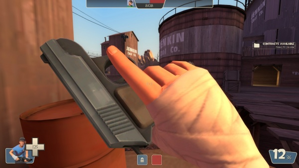 Team Fortress 2 - Internet Movie Firearms Database - Guns in