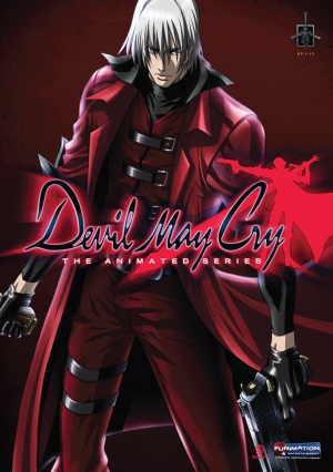 Devil May Cry Anime Internet Movie Firearms Database