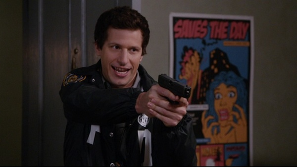 Brooklyn Nine-Nine - Season 2 - Internet Movie Firearms