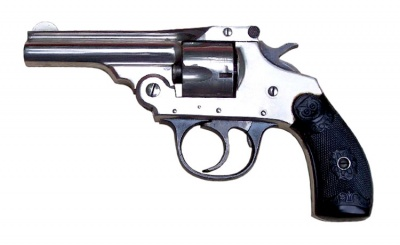 Dating iver johnson revolver