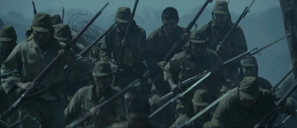 Image result for japanese banzai charge