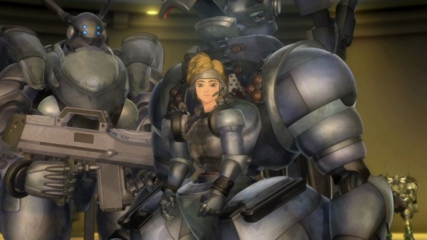 Appleseed Xiii Internet Movie Firearms Database Guns In Movies Tv And Video Games