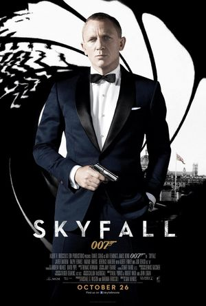 Skyfall Internet Movie Firearms Database Guns In Movies Tv And Video Games