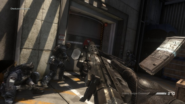 Call of Duty: Ghosts - Internet Movie Firearms Database - Guns in