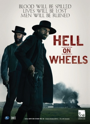 hell on wheels 2011 present