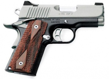 Kimber 1911 Series - Internet Movie Firearms Database - Guns in