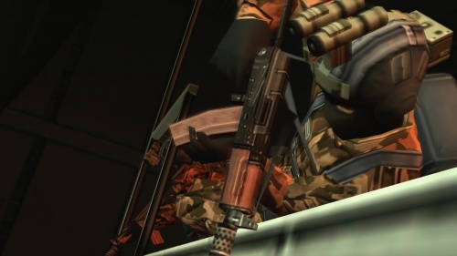Metal Gear Solid 2 Sons Of Liberty Internet Movie