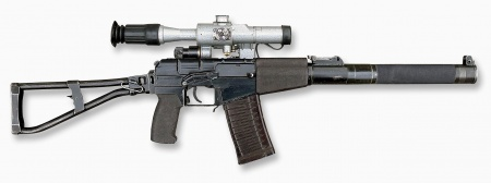 AS Val - Internet Movie Firearms Database - Guns in Movies
