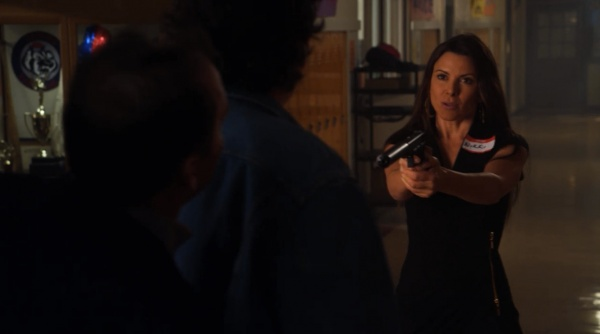 Leverage - Season 3 - Internet Movie Firearms Database ... | 600 x 334 jpeg 28kB