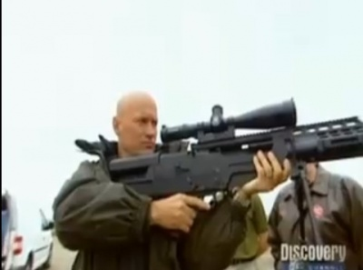 Future Weapons - Internet Movie Firearms Database - Guns in