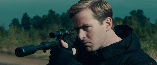 Man From U N C L E The 2015 Internet Movie Firearms