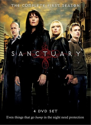 Sanctuary US:S01E11-12