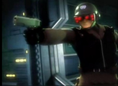 Shadow The Hedgehog Internet Movie Firearms Database Guns In Movies Tv And Video Games