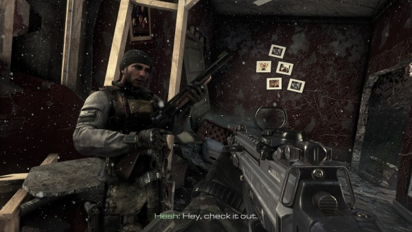 Call Of Duty Ghosts Internet Movie Firearms Database Guns In