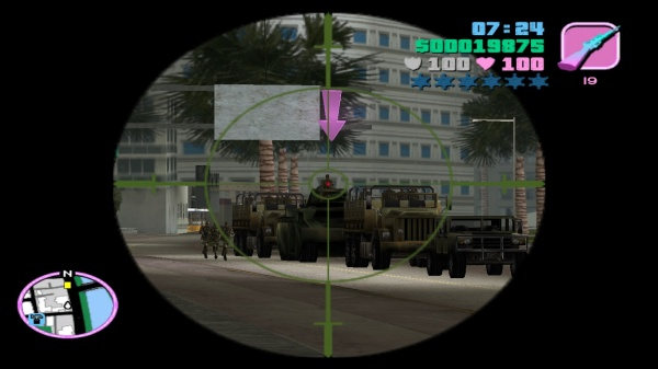 Grand Theft Auto: Vice City - Internet Movie Firearms