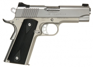 Kimber Stainless Target II with target sights - .45 ACP