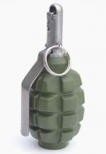 F-1 High-Explosive Fragmentation hand grenade