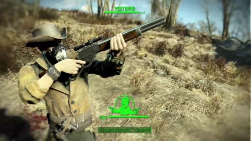 Fallout 4 - Internet Movie Firearms Database - Guns in Movies, TV