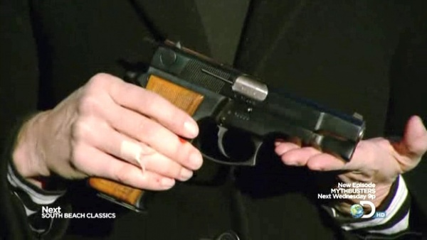 Mythbusters - Internet Movie Firearms Database - Guns in