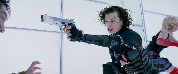 Resident Evil Retribution Internet Movie Firearms Database