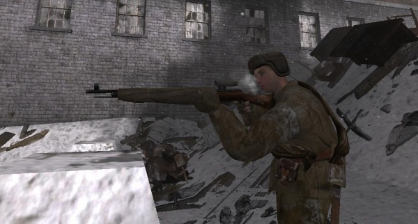 Call of Duty 2 - Internet Movie Firearms Database - Guns in