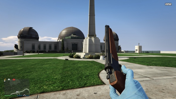 Grand Theft Auto V - Internet Movie Firearms Database - Guns in