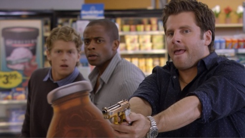 Talk:Psych - Season 1 - Internet Movie Firearms Database - Guns in
