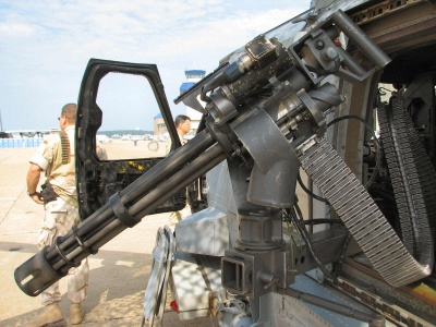M134 Minigun Internet Movie Firearms Database Guns In