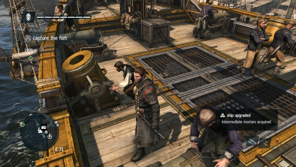 Mortars On Ships : Assassin s creed rogue internet movie firearms database