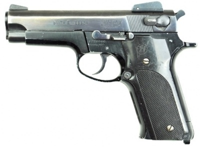 Smith & Wesson Model 459 - 9x19mm