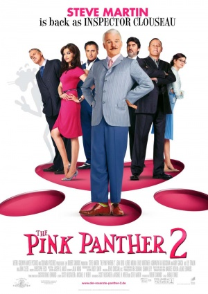 Pink Panther 2 Cast