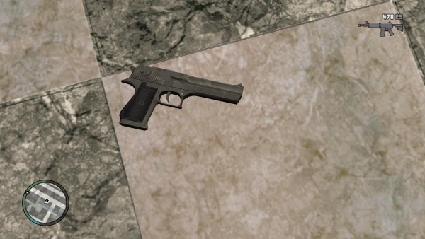 Grand Theft Auto IV - Internet Movie Firearms Database