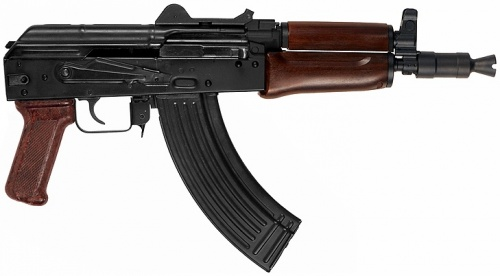 The AK47 vs AK74  Reality Survival